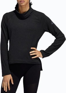 adidas Originals Cozy Cowl Neck Sweater