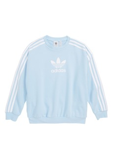 adidas Originals Crewneck Sweatshirt (Big Girls)