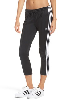 adidas Originals Crop 3-Stripe Sweatpants