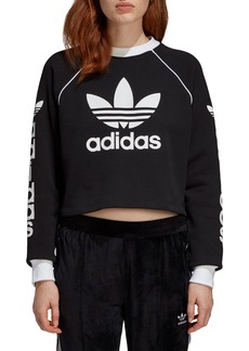 adidas Originals Crop Sweatshirt