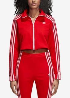 adidas Originals Cropped Track Jacket