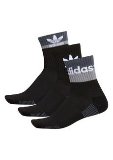adidas Originals Double Blocked 3-Pack Socks