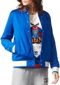 adidas Originals Embroidered Patch Bomber Jacket