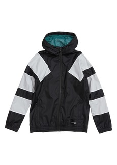 adidas Originals EQT Hooded Windbreaker Jacket (Little Boys & Big Boys)