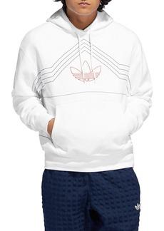 adidas Originals Ewing Hooded French Terry Sweatshirt