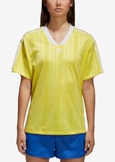 adidas Originals Fashion League Jacquard T-Shirt