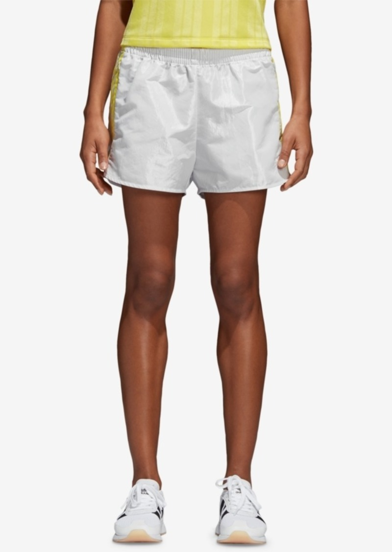 adidas Originals Fashion League Satin Shorts