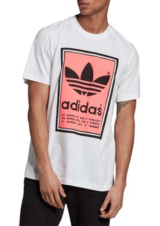 adidas Originals Filled Label Graphic T-Shirt