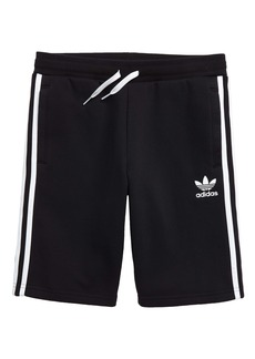 adidas Originals Fleece Shorts (Big Boys)