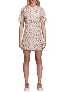 adidas Originals Floral Graphic Dress