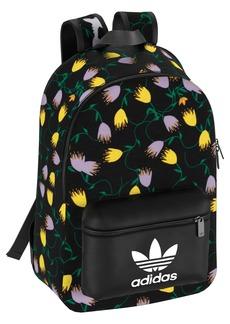 adidas Originals Floral Print Backpack