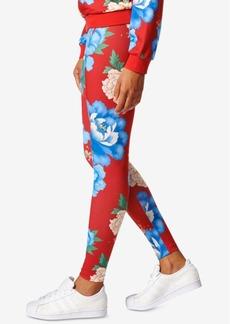 adidas Originals Floral-Print Leggings