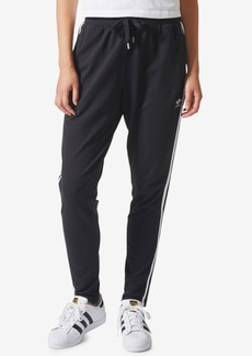 adidas Originals French Terry Three-Stripe Pants