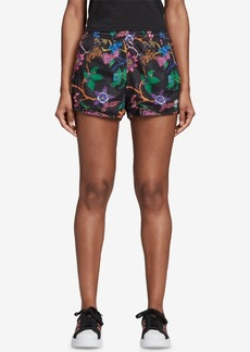 adidas Originals Garden Print Reversible Shorts
