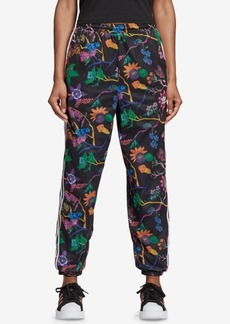 adidas Originals Garden Print Reversible Track Pants