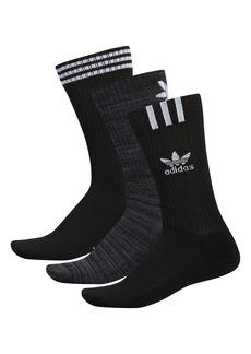 adidas Originals Graphic Logo I 3-Pack Socks