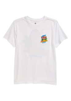 adidas Originals Graphic T-Shirt (Big Boys)
