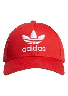 adidas Originals Icon Men's Embroidered Trefoil Baseball Cap