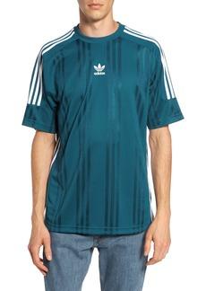 adidas Originals Jacquard Stripe T-Shirt