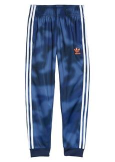 adidas Originals Kids' Allover Print Camo SST Track Pants (Big Boy)