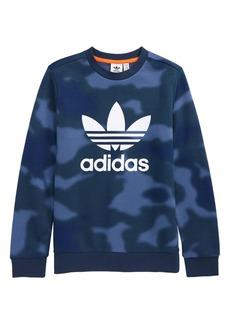 adidas Originals Kids' Crewneck Sweatshirt (Big Boy)