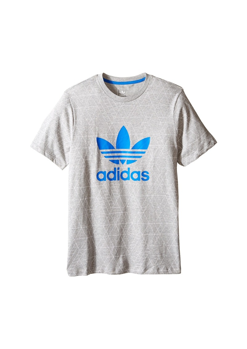 adidas Originals Kids Tech Pocket Tee (Little Kids/Big Kids)