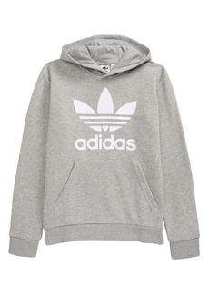 adidas Originals Kids' Trefoil Logo Hoodie (Big Boy)