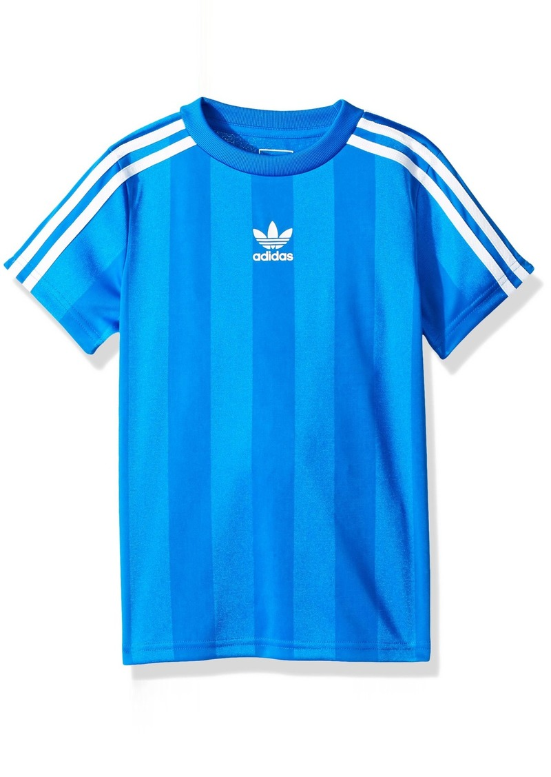 adidas Originals Boys' Little Authentics Tee  XS