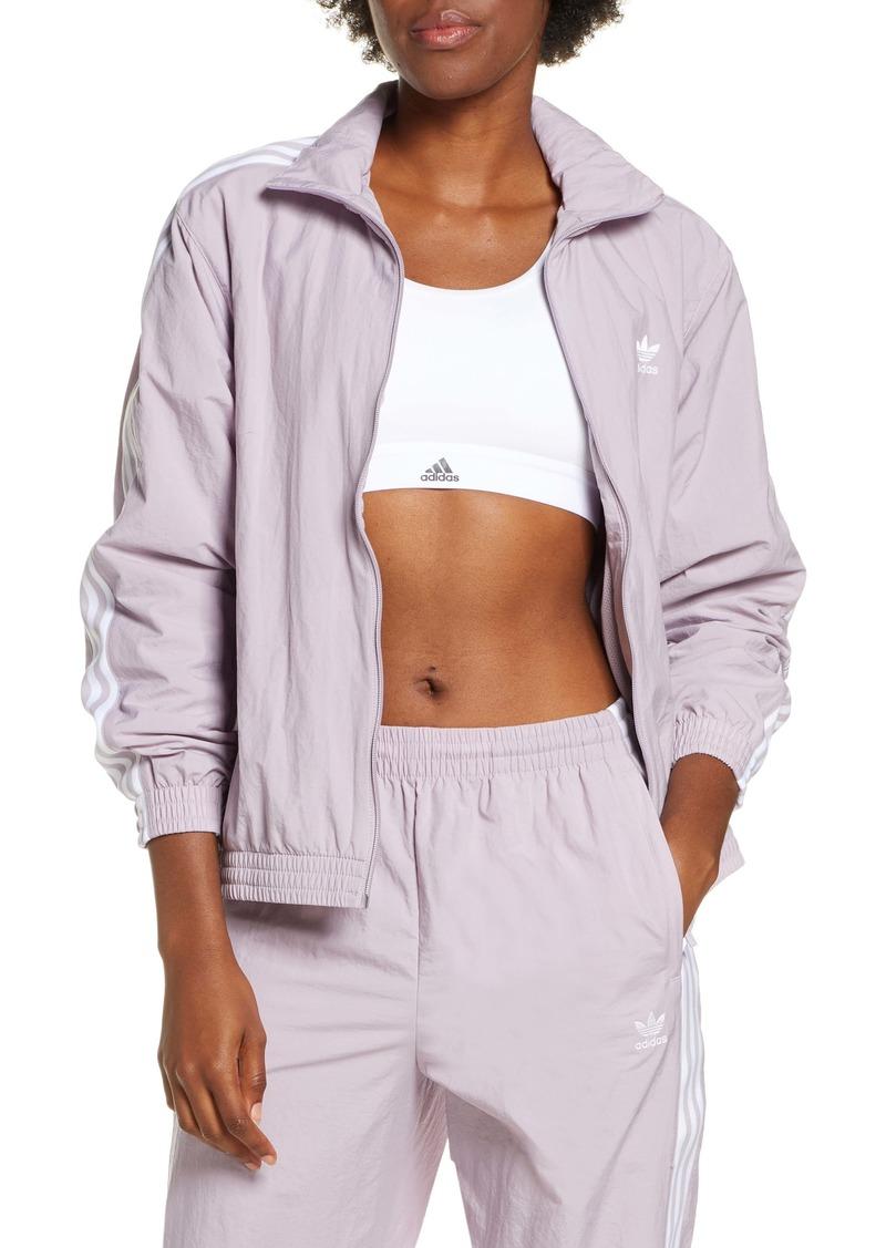 adidas Originals Lock Up Nylon Track Jacket
