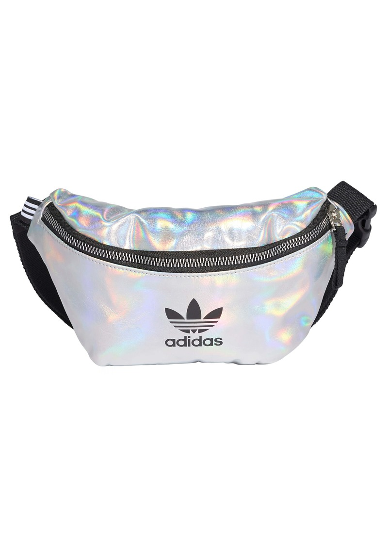 adidas Originals Logo Metallic Belt Bag