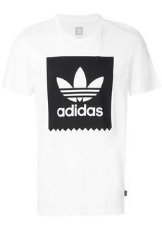 Adidas Originals logo print T-shirt