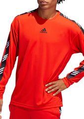 adidas Originals Long-Sleeve Athletic Tee