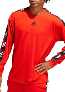 adidas Originals Long-Sleeve Athletic Tee