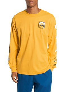 adidas Originals Long Sleeve Graphic T-Shirt