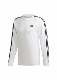 adidas Originals Men's 3-Stripes Long-Sleeve Tee