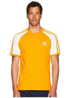 adidas Originals Men's 3-Stripes Tee  XS