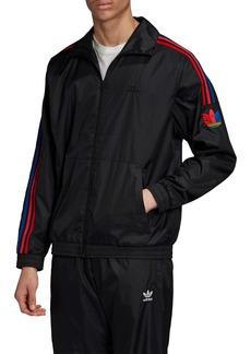 adidas Originals Men's 3D Trefoil 3-Stripes Track Jacket