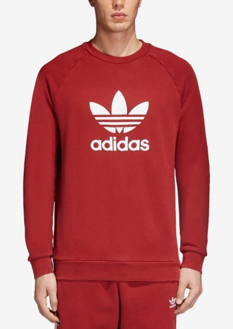 On Sale today! Adidas adidas Originals Men s adicolor Trefoil ... b28ced722a8f