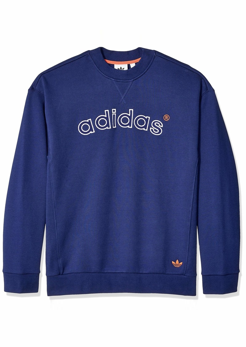 adidas Originals Men's Archive Sweat Crew