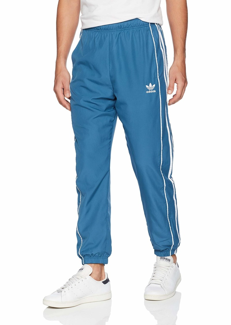 adidas Originals Men's Authentics Piped Wind Pant  M