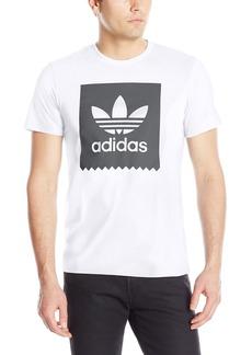 adidas Originals Men's Tops Blackbird Logo Tee