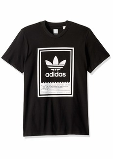 adidas Originals Men's Botsford Tee black/white