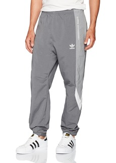 adidas Originals Men's Bottoms Blocked Wind Pants  XX-Large