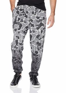 adidas Originals Men's Camo Dipped Pants  2XL