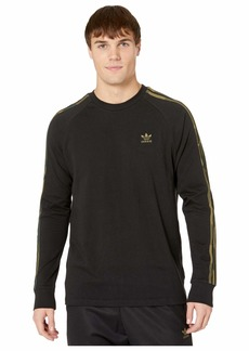adidas Originals Men's Camo Long Sleeve T-Shirt color XL