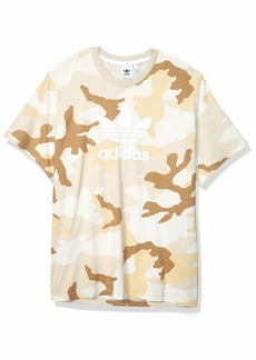 adidas Originals Men's Camo Tee