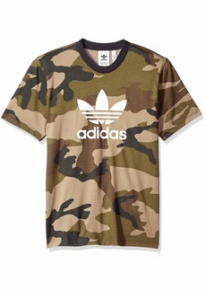 adidas Originals Men's Camo Tee  Small