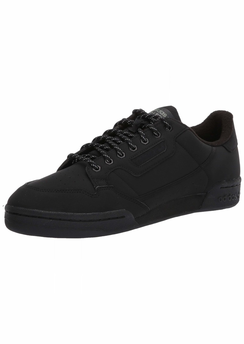 adidas Originals Men's Continental 80 Pump core Black  M US