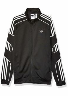 adidas Originals Men's F-Strike Track Top Jacket black