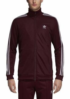 adidas Originals Men's Franz Beckenbauer Tracktop maroon S